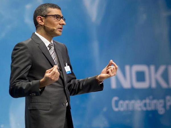 India-Born Rajeev Suri is New Nokia CEO