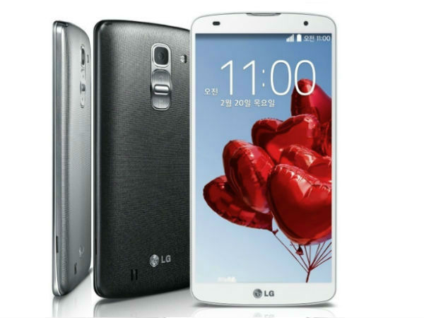 LG G Pro 2 India Launch Expected Soon: Could Be Priced at Rs 49900