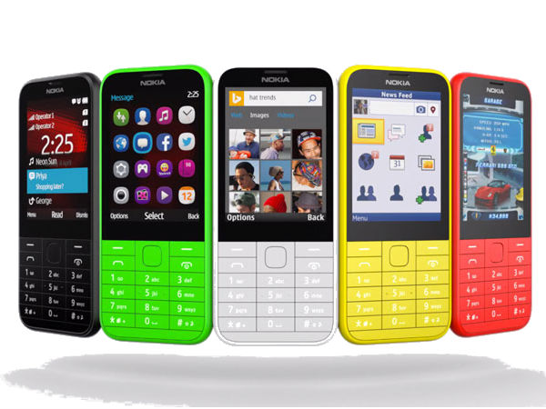 Nokia 225 and 225 Dual SIM, Internet-Enabled Feature Phones Announced
