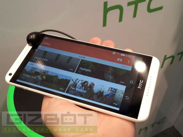 HTC Desire 816 Hands On and First Look