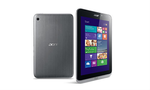 Acer Iconia W4 3G: 8 Inch Windows 8.1 Tablet Goes Official in India