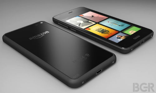 Amazon's 3D Smartphone Leaks Via Rendered Image