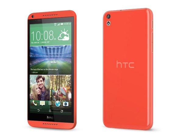 HTC Desire 816 Now Officially Available: Top 6 Smartphone Rivals
