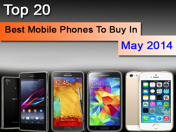 Best cell phone 2014 in india under 20000
