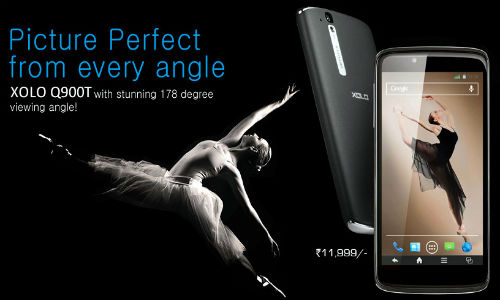 Xolo Q900T: 4.7 Inch Quad-Core Smartphone Launched at Rs 11,999