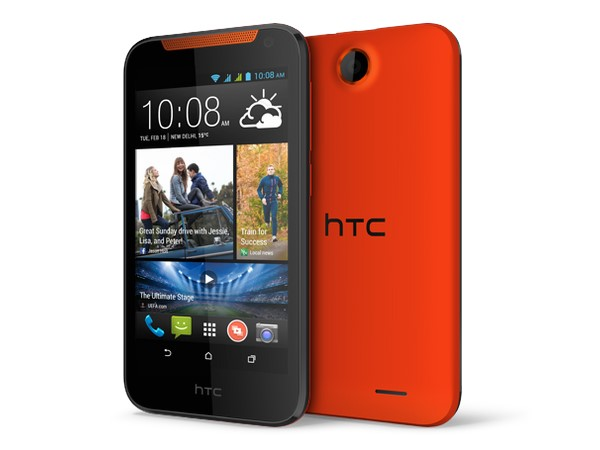HTC Desire 310: Buy At Price of Rs. 10,501