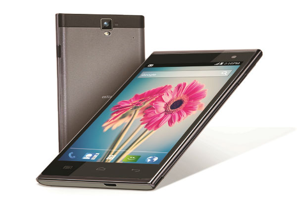 Lava Iris 504Q Plus: Buy At Price of Rs. 12,999