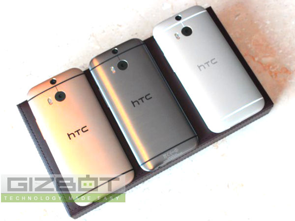 HTC One (M8) Prime Smartphone Tipped To Feature 2K Display