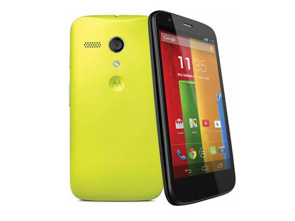 Motorola Moto E To Be Announced on May 13: Top 5 Specs Rumors