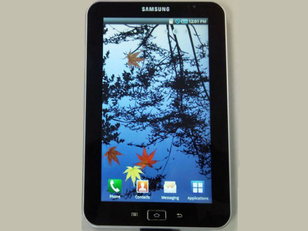 Samsung Galaxy Tab S Tipped To Arrive in Two Screen Sizes
