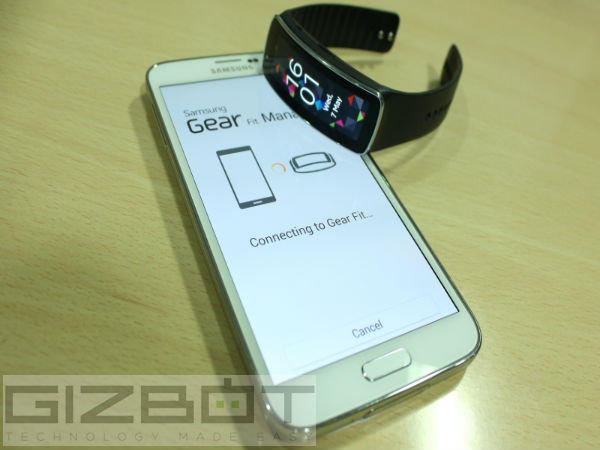 Samsung Gear Fit Review: The Perfect Wearable Device