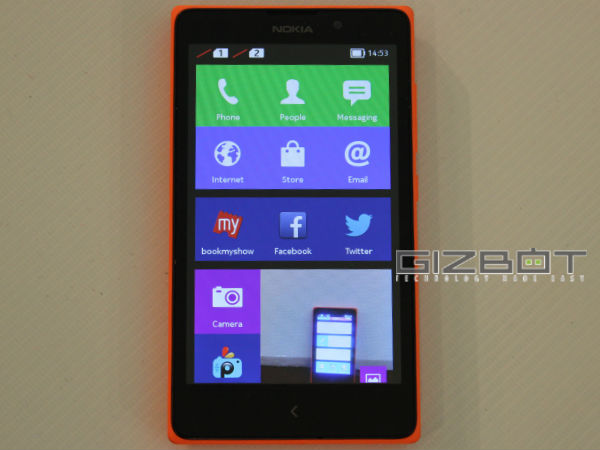 Nokia XL First Look and Hands On Review