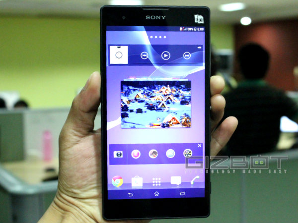 Sony Xperia T2 Ultra Hands On Review and First Look