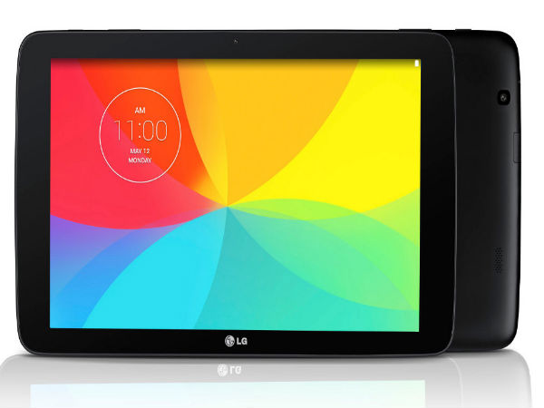 LG G Pad 7.0, G Pad 8.0 and G Pad 10.1 Announced With New UX