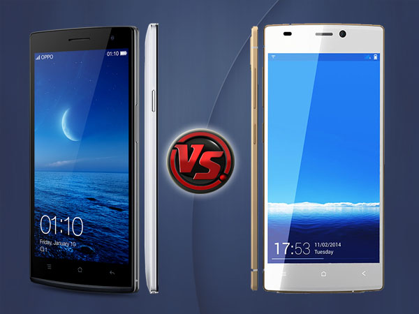 Gionee Elife S5.5 Vs Oppo Find 7: When China Battled It Out for India