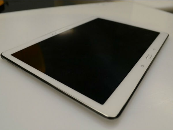 Samsung Galaxy Tab S 10.5 – Display
