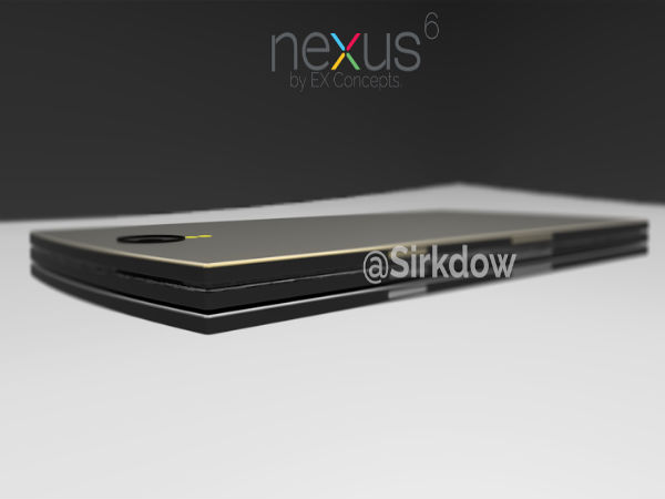 Nexus 6 Set to Arrive at Google IO 2014? Top 5 Specs Rumors