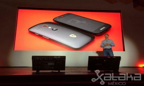 Motorola Moto G Ferrari Edition With Kevlar Back Cover Goes Official