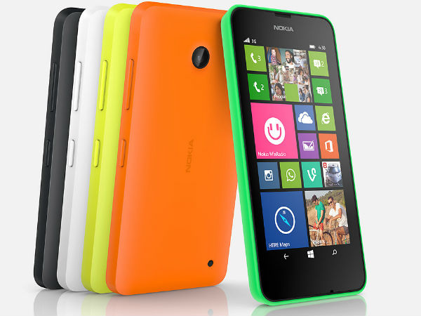 Nokia Lumia 630 Available at Rs 11,500: 5 Reasons To Buy it