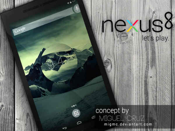 Google Nexus 8 Tablet Arriving This July? Top 5 Rumors You Should Know
