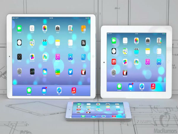 Apple Shelves Plans To Release its 12.9 Inch iPad Pro