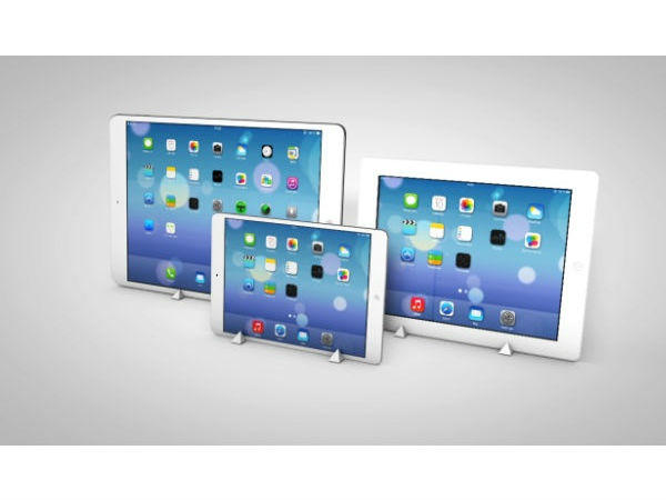 Apple iPad Pro To Come With 4K Display