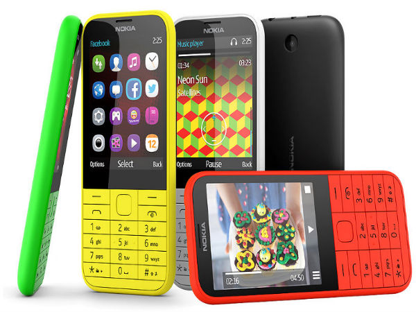 Nokia 225 Dual SIM Phone Now Available For Rs 3,199