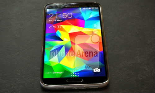 Samsung Galaxy S5 Prime: Alleged Live Images Leak Ahead of Launch