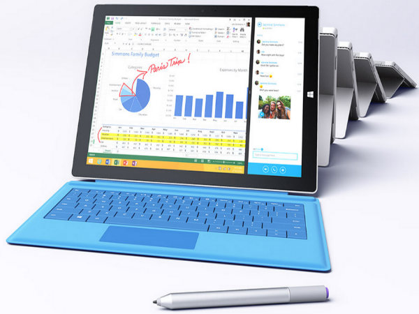 Microsoft Announces 12 Inch Surface Pro 3: Should Apple be worried?