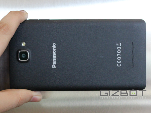Panasonic P81 Hands on and First Look