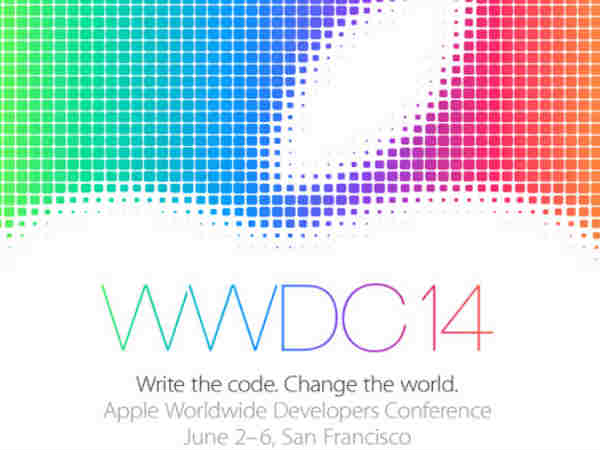 Apple Confirms WWDC Keynote Date and Time: Updates App