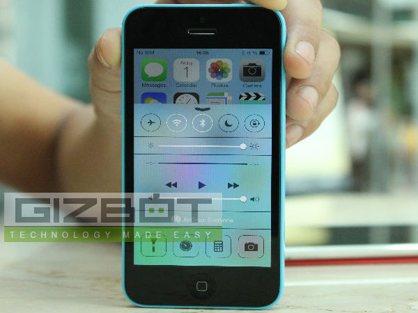 Apple iPhone 5C 8GB Now Shipping in India for Rs 37,500