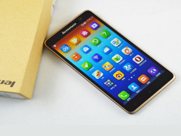 Lenovo Golden Warrior S8 Live Images Hit the Web