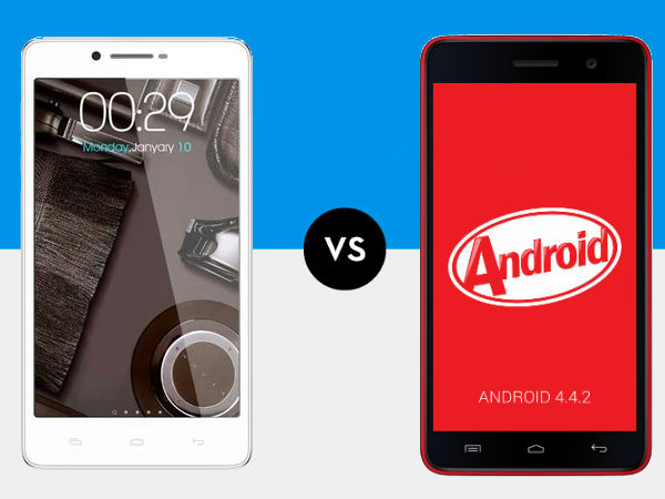 Micromax Unite 2 A106 Vs Canvas Doodle 3: Specs Comparison