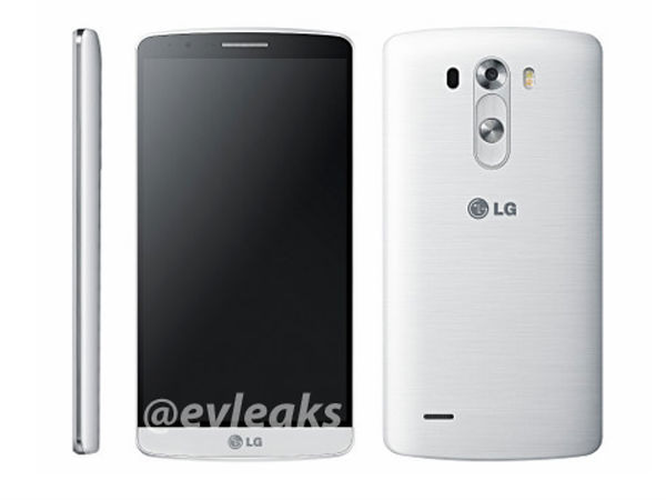 LG G3: Display and Dimension