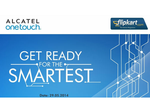 Alcatel and Flipkart to Launch Idol X Plus on May 29