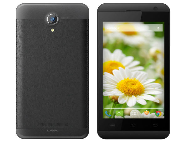 Lava Iris 3G 415 Launched at Rs 5,249 With 4-inch Display, 5MP Camera