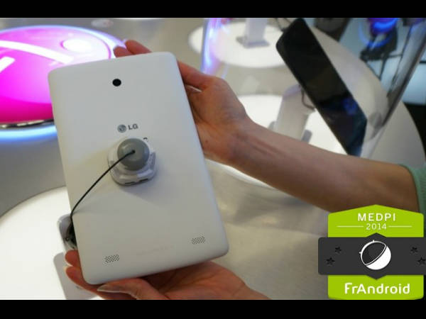 LG G Pad 7.0 Leaked Online with Live Images, Specifications