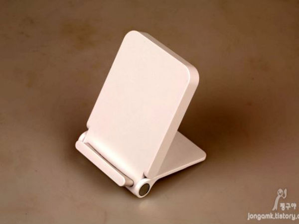 LG's Wireless Charging Dock for G3 Smartphone Leaks Online
