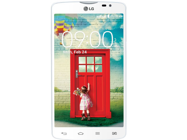 LG L80 Dual: 5 Inch Dual-SIM Android Smartphone Now Listed Online
