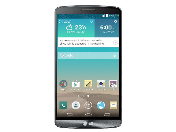 LG G3 -- UX Features