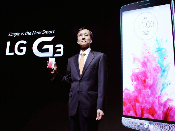 LG G3 -- Smart Security