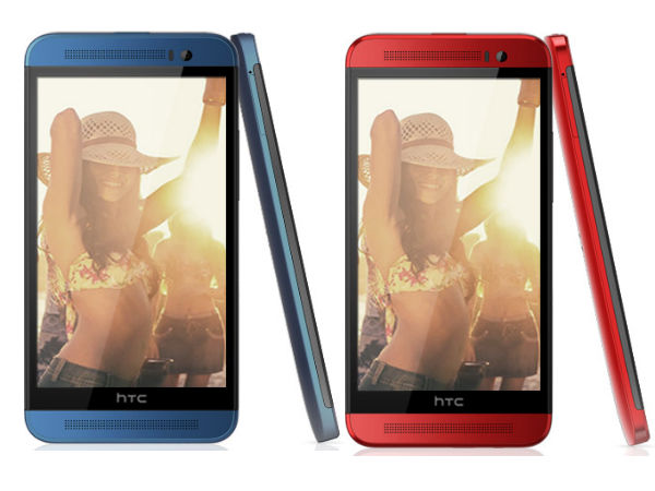 HTC One M8 Ace Images Leak Shows the Handset In 4 Color Variants