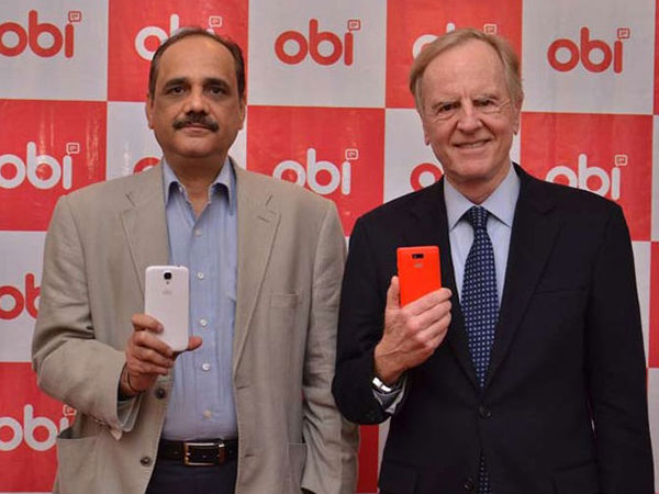 John Sculley to Launch First Obi Mobiles Powered by Windows Phone OS