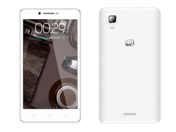Micromax Canvas Doodle 3 with 1GB RAM Now Launched At Rs 8,778