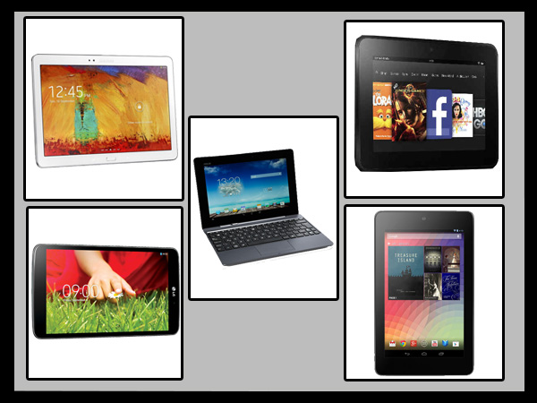 Top 5 Android Tablets To Buy in India This Year