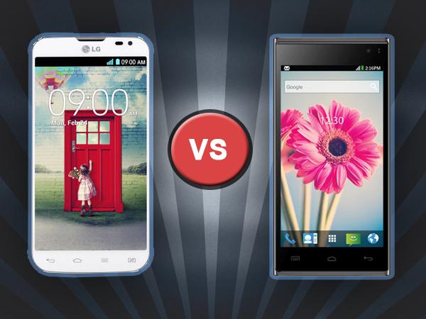 LG L90 Vs Lava Iris 504Q+: Specs Comparison