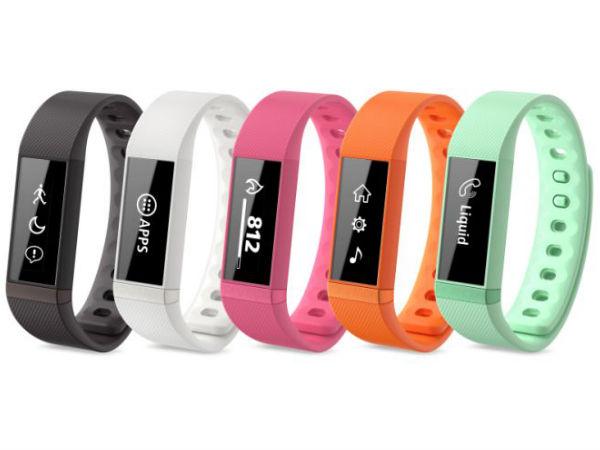 Acer Liquid Jade Smartphone, Liquid Leap Fitness Band Announced