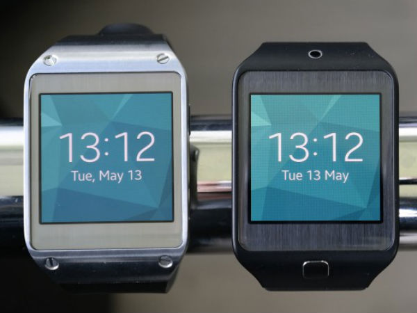 Samsung Starts Rolling Out Tizen Update For Galaxy Gear Smartwatch