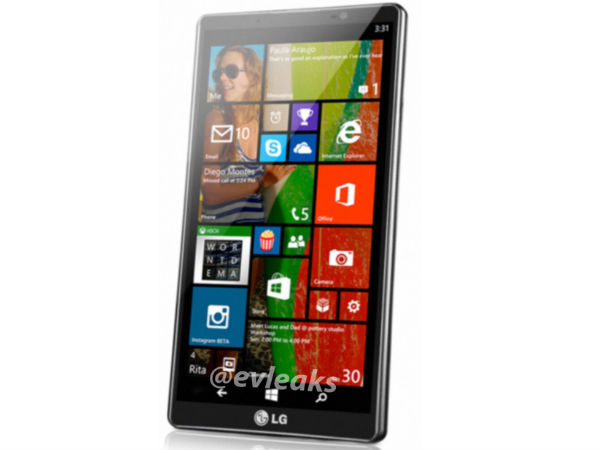 Recommended: LG Uni8 Leaked Online Touting Windows Phone 8.1 OS